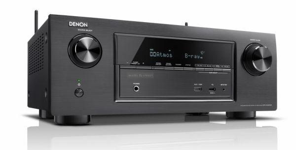 Denon AVR-X2200 Dolby Atmos házimozi erősítő