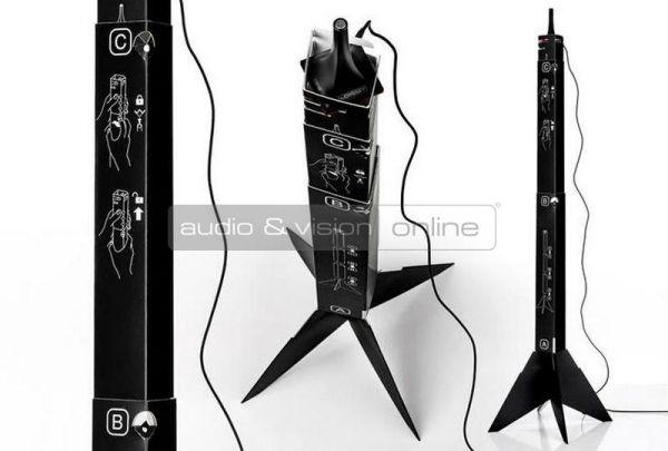 Denon AVR-X2300W házimozi erősítő Audyssey mikrofon állvány