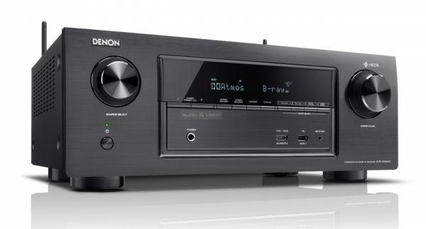 Denon AVR-X2400H házimozi erősítő