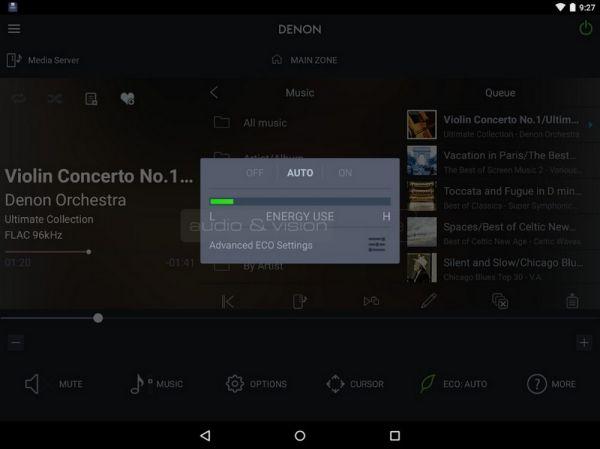Denon AVR Remote App