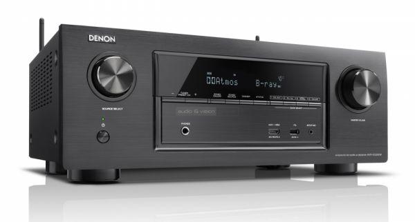 Denon AVR-X3300W házimozi erősítő