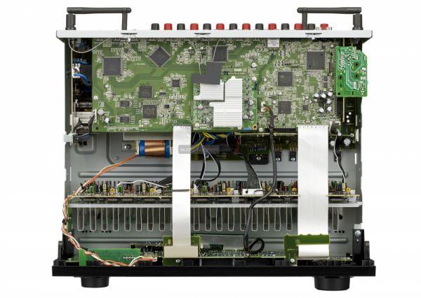 Denon AVR-X3400H házimozi erősítő belső