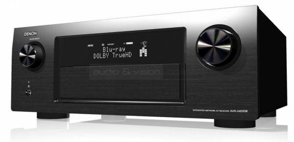 Denon AVR-X4100W Dolby Atmos házimozi erősítő