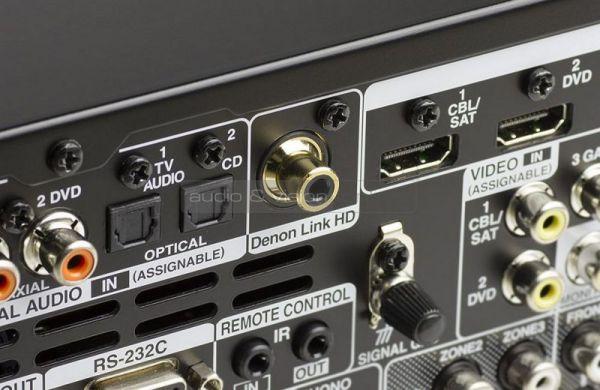 Denon AVR-X4200W házimozi erősítő Denon Link HD