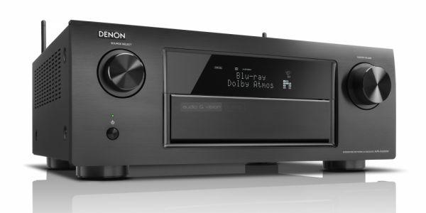 Denon AVR-X4200W házimozi erősítő