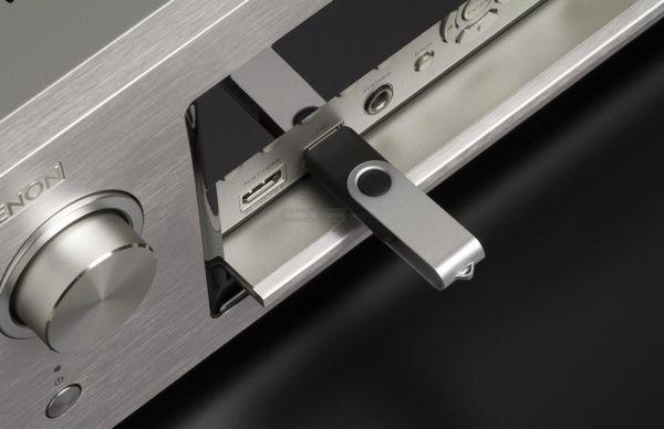 Denon AVR-X4300H házimozi erősítő USB