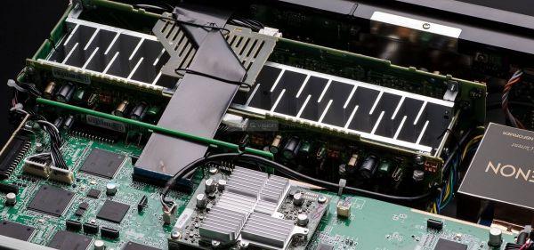 Denon AVR-X4500H házimozi erősítő