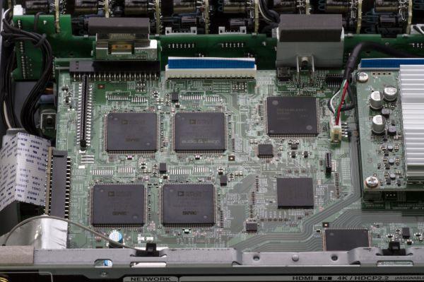 Denon AVR-X6400H házimozi erősítő DSP
