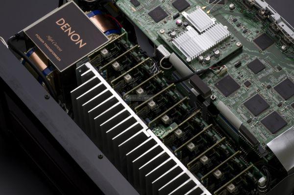 Denon AVR-X6400H házimozi erősítő