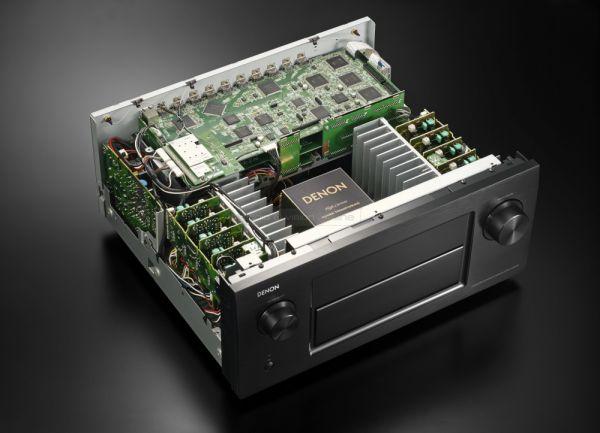 Denon AVR-X7200W Dolby Atmos házimozi erősítő