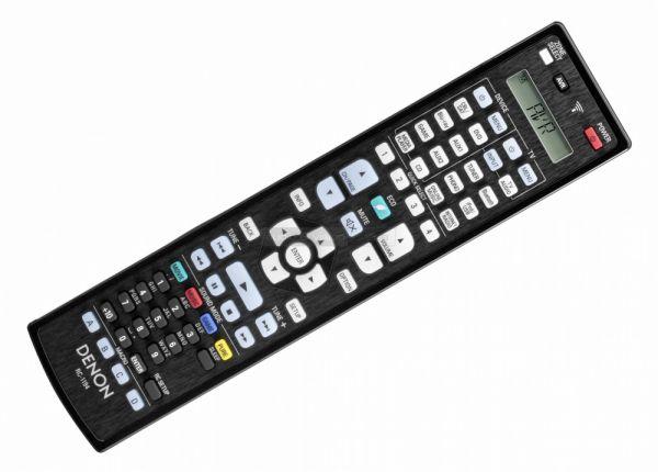 Denon AVR-X7200W Dolby Atmos házimozi erősítő távirányító