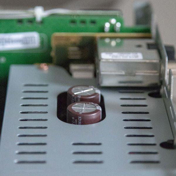 Denon CEOL RCD-N10 mikro hifi rendszer belső