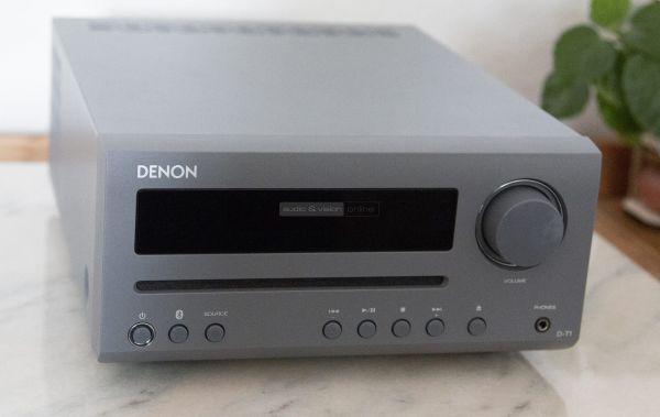 Denon D-T1 mikro hifi rendszer