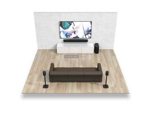 Denon DHT-S716H soundbar setup