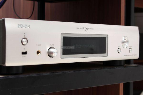 Denon DNP-800NE hálózati zenelejátszó