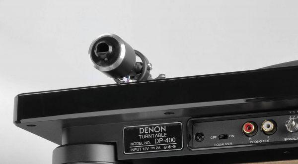 Denon DP-400 vinyl lemezjátszó hangkar