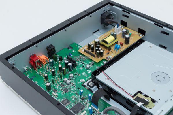 Denon DCD-100 CD-lejátszó belső