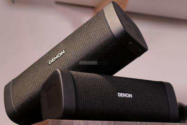 Denon Envaya és Envaya Mini Buetooth hangszórók