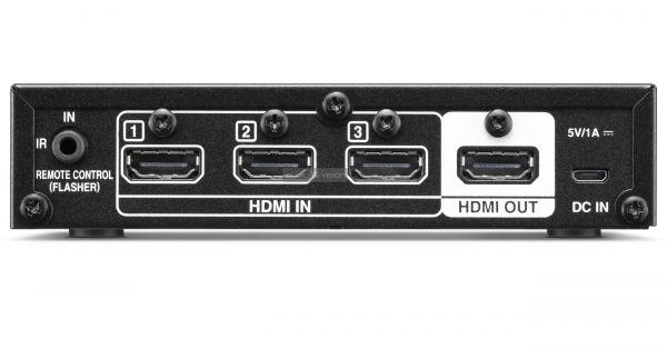 Marantz VS3003 HDMI switcher hátlap