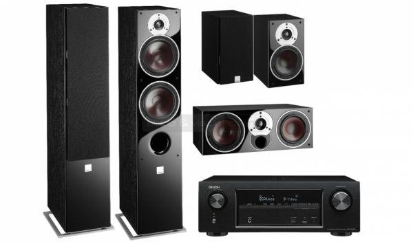 Denon AVR-X1200W és DALI ZENSOR 7 + 1 + VOKAL 5.0 hangfalszett