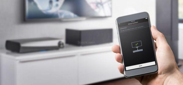 Denon HEOS AVR házimozi erősítő App
