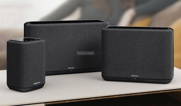 Denon Home vezeték nélküli hangszórók