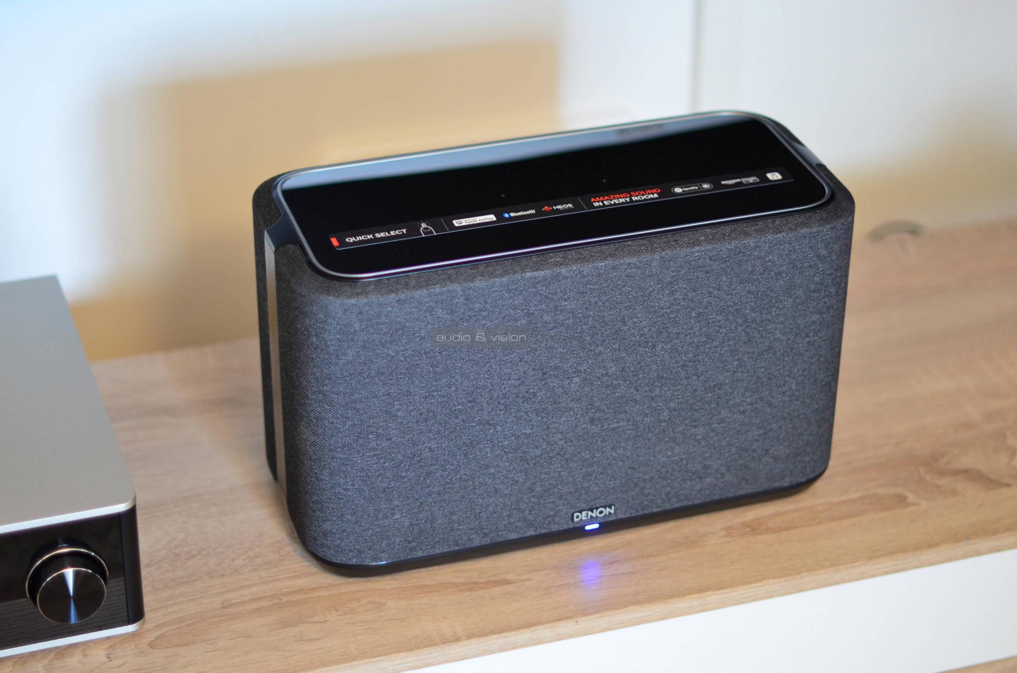 Denon Home 350 multiroom hangszóró teszt