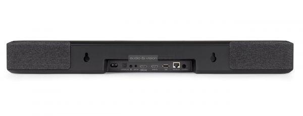 Denon Home Sound Bar 550 soundbar hátlap