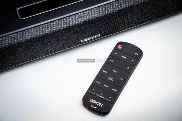 Denon Home Sound Bar 550 soundbar távvezérlő