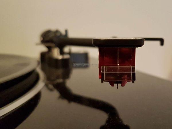 Denon DL-110 MC hangszedő
