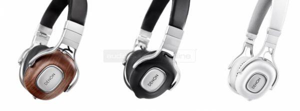Denon AH-MM200 MM300 és MM400 fejhallgatók