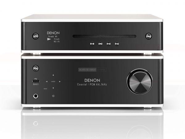 Denon PMA-150H hálózati sztereó rádióerősítő és DCD-100 CD-lejátszó