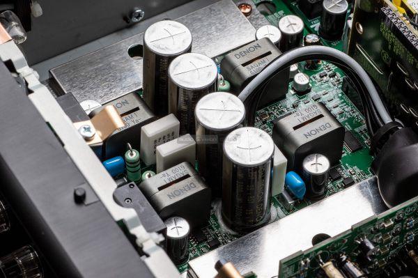 Denon PMA-150H hálózati sztereó rádióerősítő