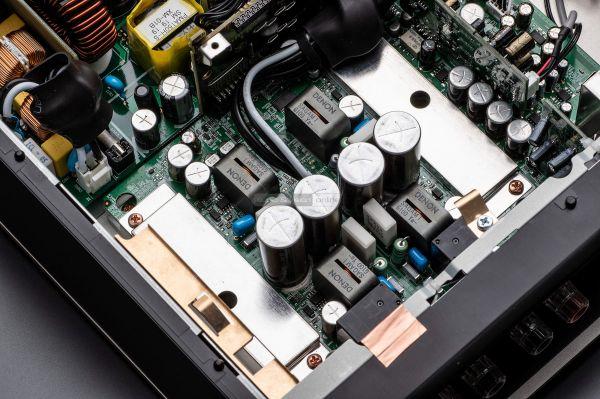 Denon PMA-150H hálózati sztereó rádióerősítő DDFA