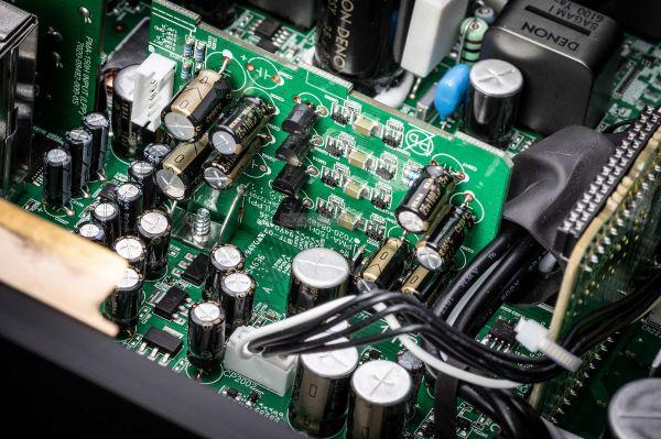 Denon PMA-150H hálózati sztereó rádióerősítő fejhallgató erősítő