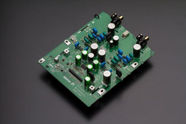 Denon DCD-1600NE CD-lejátszó Analog Board