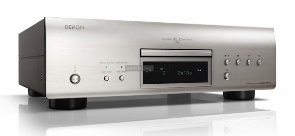 Denon PMA-2500NE integrált sztereó erősítő és DCD-2500NE CD-lejátszó teszt ezüst