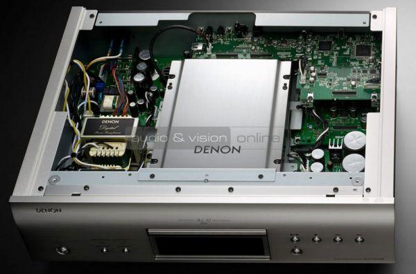 Denon DCD-2500NE CD-lejátszó belső