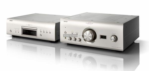 Denon PMA-2500NE integrált sztereó erősítő és DCD-2500NE CD-lejátszó teszt pár