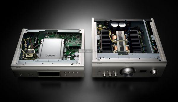 Denon PMA-2500NE integrált sztereó erősítő és DCD-2500NE CD-lejátszó teszt páros