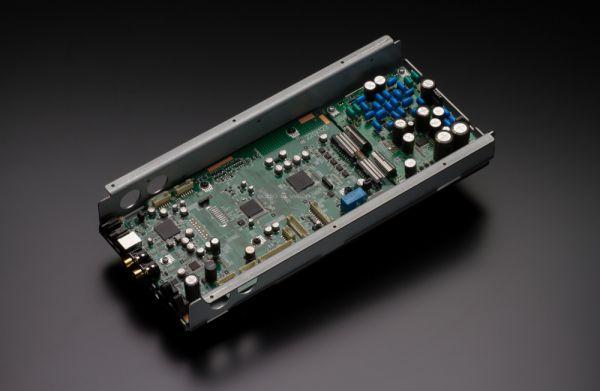 Denon PMA-2500NE integrált sztereó erősítő és DCD-2500NE CD-lejátszó tesztl board