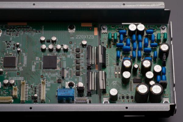 Denon PMA-2500NE digital isolator
