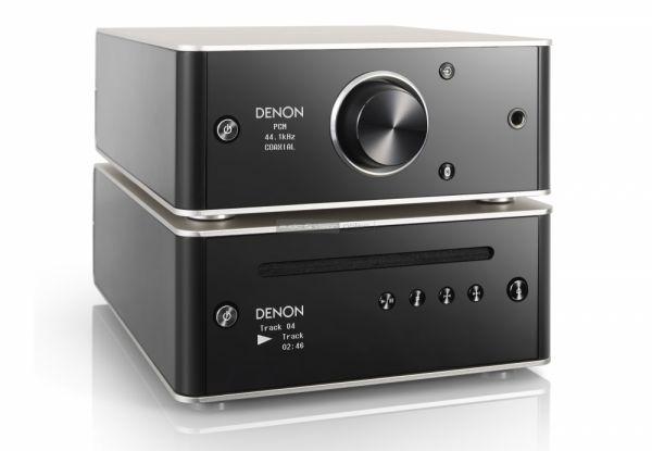 Denon PMA-30 hifi erősítő és DCD-50 CD-lejátszó