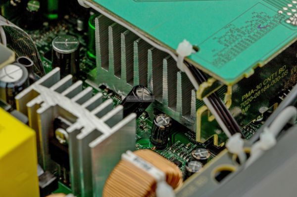 Denon PMA-30 hifi erősítő belső