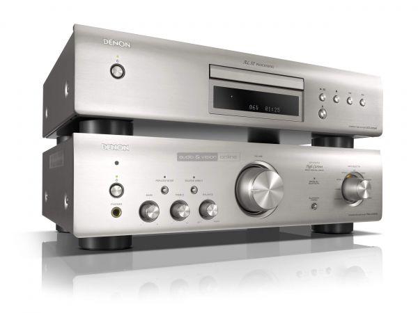 Denon PMA-600NE sztereó erősítő és DCD-600NE CD-lejátszó