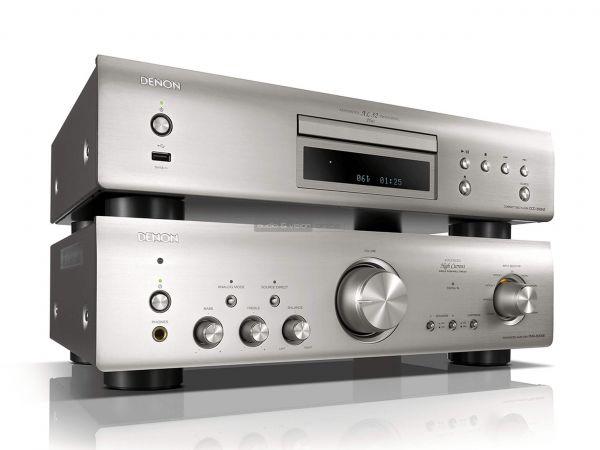 Denon PMA-800NE integrált sztereó erősítő és DCD-800NE CD-játszó teszt