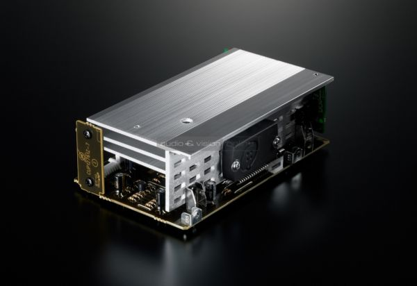 Denon RCD-M40 mikro hifi belső