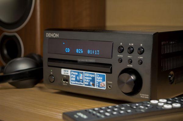 Denon RCD-M40 mikro hifi