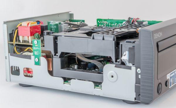 Denon RCD-M41 mikro hifi belső