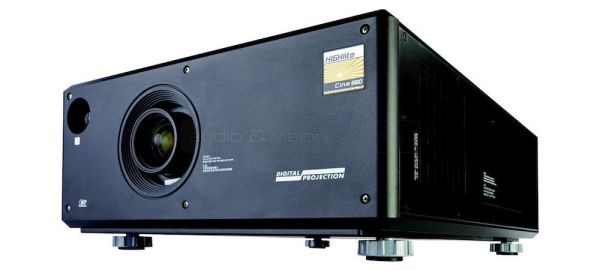 Digital Projection DP660 házimozi projektor